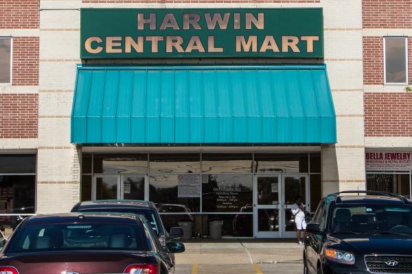 Harwin Central Mart