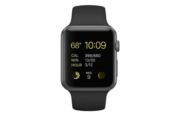 Apple Watch 42 mm Black